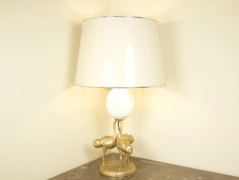 Gabriela Crespi table lamp. Italy 1970s
