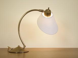 Mid century desk lamp. German