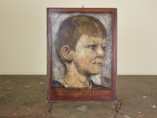 Portrait of Karl Heinz